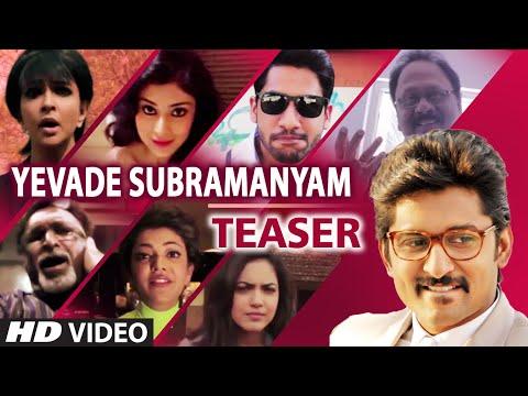 Yevade Subramanyam Video (Teaser) | Celebrity Promotional Byte | Nani, Malavika, Vijay