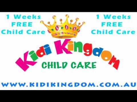 Kidi Kingdom Child Care Centres Logan, QLD Australia -- www.kidikingdom.com.au