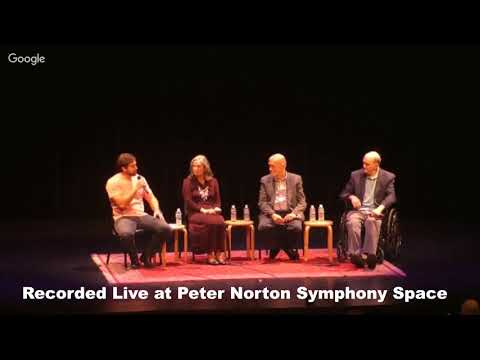 William Binney & VIPS at Symphony Space