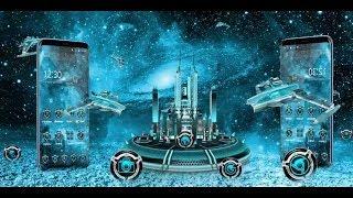প্লে স্টোরের 1 টি মাথা নষ্ট করা অ্যাপ 3D space galaxy সবাইকে বলুন