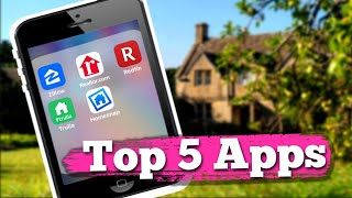 5 Top Apps For First Time Home Buyers | Top Real Estate House Hunting Apps screenshot 2