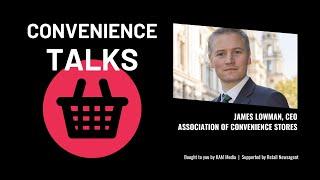 Convenience Talks | Ep. 1 James Lowman