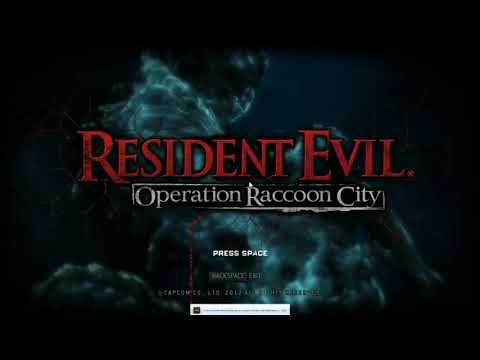 Resident Evil: Operation Raccoon City GFWL Solution (2019)