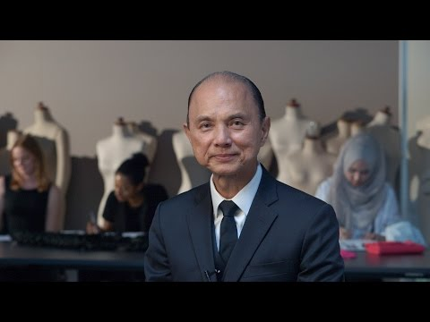 Jimmy Choo - Advice for Aspiring Designers