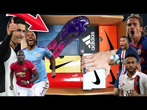 What's In The Boxes? Signature & Limited Edition  CR7, Mbappe, Neymar, Pogba