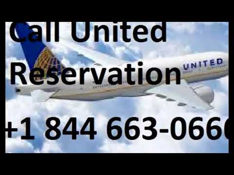 United Airlines +1844 663 0666 Customer Contact Center For Ticketing