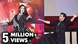 Alia Bhatt Dances On Ghar More Pardesiya LIVE With Varun Dhawan  KALANK