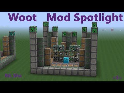 Woot Mod Spotlight (The Mob Factory Mod)