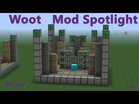 Woot Mod Spotlight (The Mob Factory Mod)