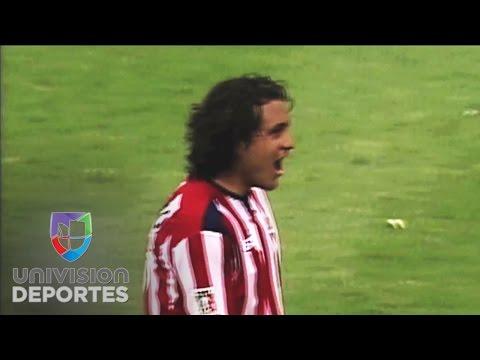 Héctor Reynoso recuerda el Clásico Nacional del Clausura 2005 en el que hizo un golazo