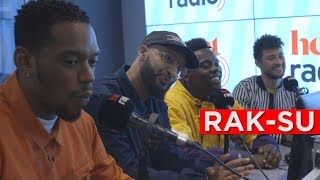 Which Rak-Su member sweats the most!? 😳