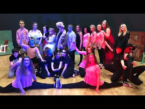 14-16 College Christmas Performance 2017
