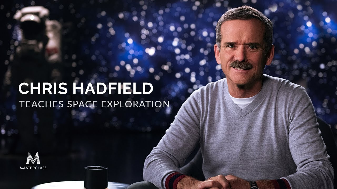 CH - Trailer - ALT - In his first-ever online class, retired astronaut Chris Hadfield teaches everything he knows about exploring space.