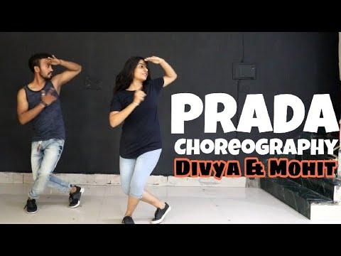 PRADA  Jass Manak  Dance  Choreography  Divya & Mohit
