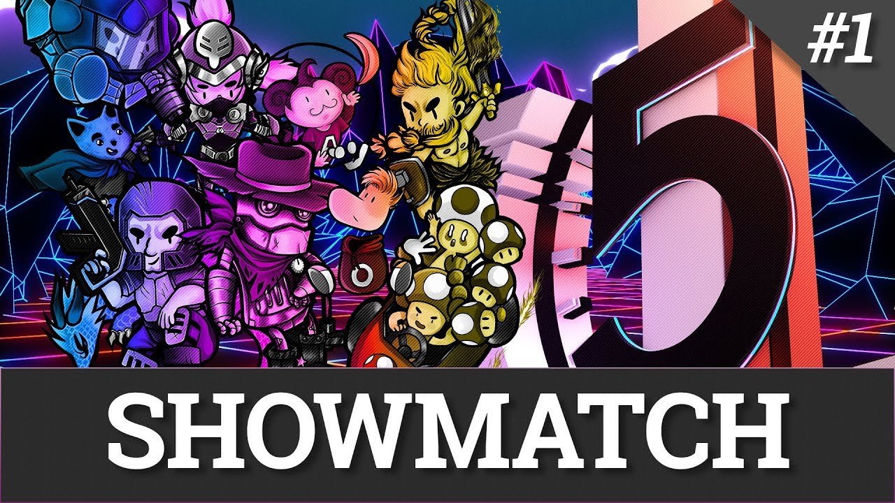 Ultime Décathlon 5 - Showmatch 1/2