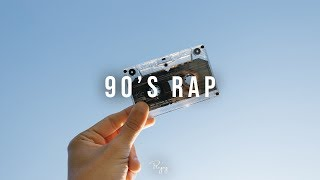 """90's Rap"" - Old School Hip Hop Beat 