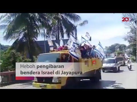 Konvoi Bendera Israel di Papua, DPR: Itu Makar!