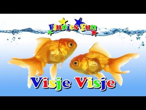 Kinderliedje: Visje, visje in het water