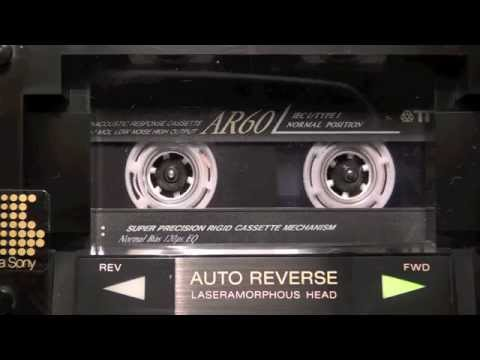THE BEAUTY OF THE CASSETTE TAPE