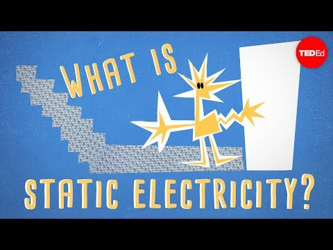 The Science Of Static Electricity Anuradha Bhagwat YouTube