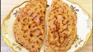 Постные пироги (лепешки) с картошкой