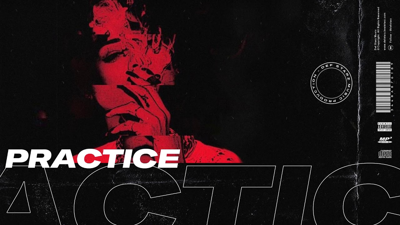 Justin Bieber x Arizona Zervas Type Beat - Practice | Trap Pop Instrumental