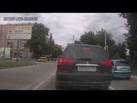 Авария в Пушкино 21.07.2016.
