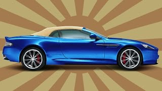 2016 Aston Martin DB9 Volante Review - Is This A Supercar Or A Grand Tourer?