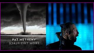 Pat Metheny & Thom Yorke - America Undefined (Mashup)