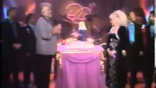 Kenny Rogers birthday surprise for Dolly Parton on Dolly Show 1987/88 (Ep 13, Pt 4)