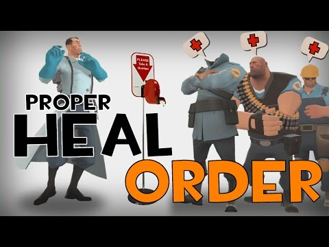 Download Youtube: ArraySeven: Proper Heal Order