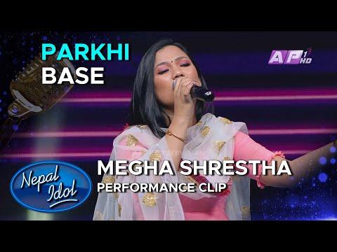Parkhi Base | Megha Shrestha | Nepal Idol Season 3 | AP1HD