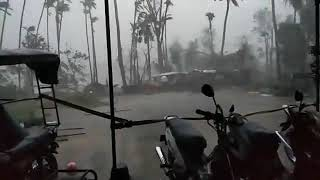 Typhoon Ompong pummels Apayao Saturday morning, Sept. 15, 2018