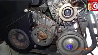 هذا المحرك يركب على سوبر 5 رينو 9 -Moteur Super 5 - 1.6d