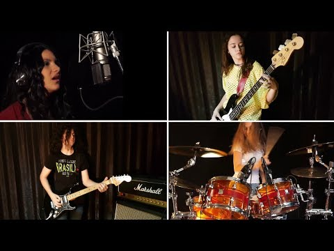 Barracuda - Heart; Cover by Sina-Drums, Victoria K Music, Andrei Cerbu and Miruna Harter