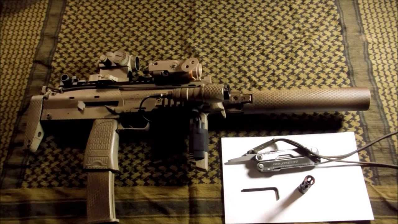 how to make an airsoft silencer that works