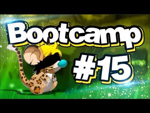 Bootcamp's #15 | Transformice