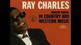RAY CHARLES - Worried Mind