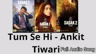 Tum Se Hi - Sadak 2 Mp3 Song by Ankit Tiwari, Leena Bose