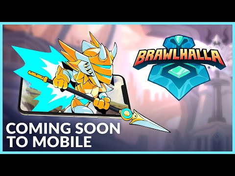 Ubisoft Forward | Brawlhalla on Mobile Release Date & Registration Announcement Trailer