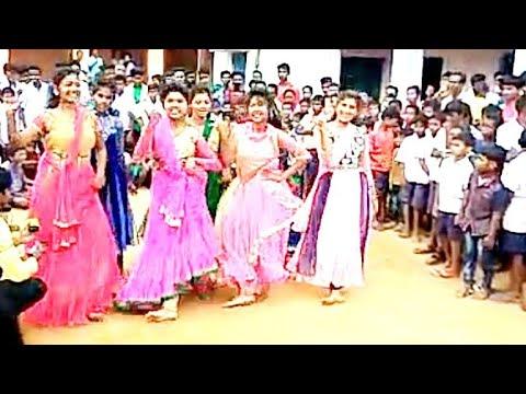 Bidesi Pirati Ek Numbera || Girls Village Sambalpuri Dance || Sanjibsahu177amazing Video