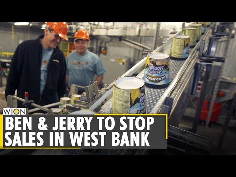 Ben & Jerry's to stop sales in West Bank, East Jerusalem | West Bank | Yair Lapid | English News