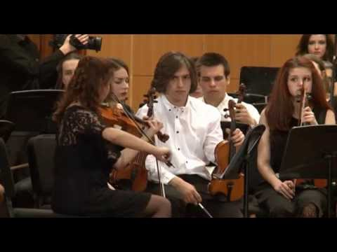 Aleksandar Simic: Under One Roof (Youth Orchestra)