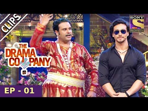 Akbar's Royal Treat For Munna Michael Stars - The Drama Company - 16th July 2017