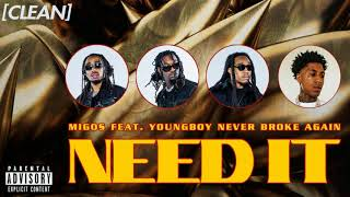 Play Need It (feat. YoungBoy Never Broke Again)