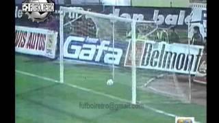 Chile 3 vs Argentina 3 Amistoso 1994 Maradona, Ruggeri, Balbo, Barrera, Salas FUTBOL RETRO