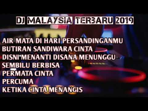 DJ MALAYSIA TERBARU.AIR MATA DI HARI PERSANDINGANMU VS BUTIRAN SANDIWARA CINTA. (FUNKOT HOUSE MUSIC)