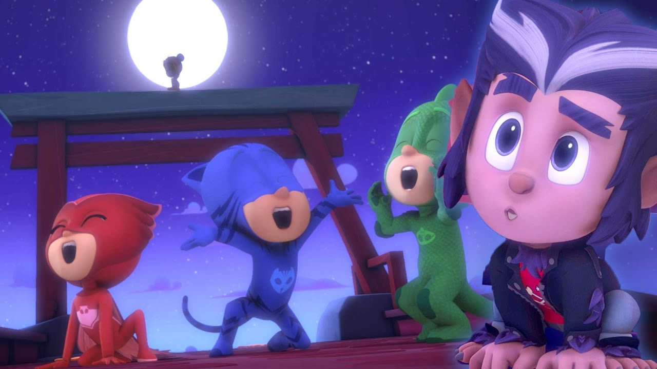 Download Halloween Tricksters Part 1 and 2 | PJ Masks Official