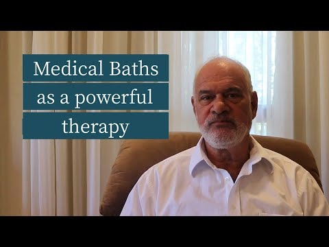 Medical Baths As A Powerful Therapy