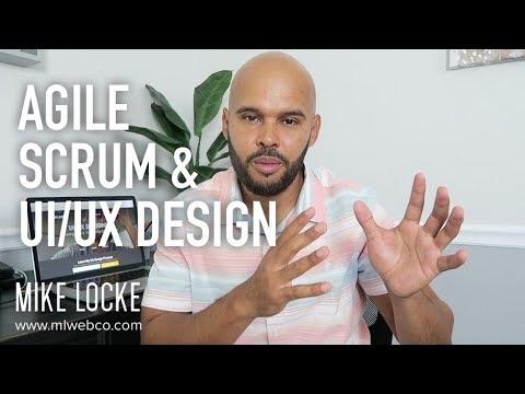 Agile Scrum Development Process and How UI/UX Design Fit In